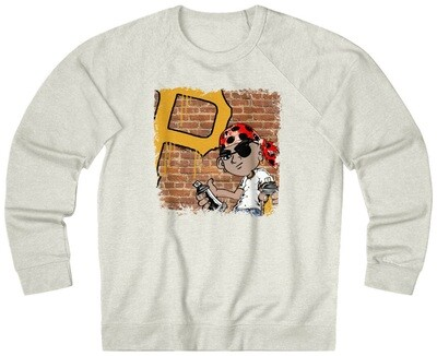 Graffiti Pirates - Adult Sweatshirt