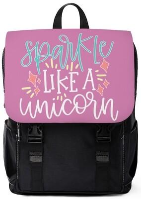 Sparkle Like A Unicorn - Shoulder Backpack