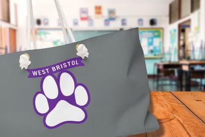 West Bristol PACK - Weekender Bag