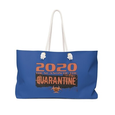 2020 Quarantined Basketball - Weekender Bag