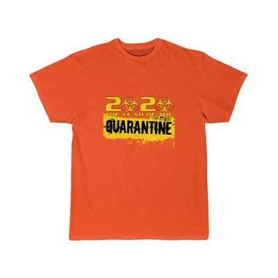2020 Quarantine YELLOW - Adult Crew
