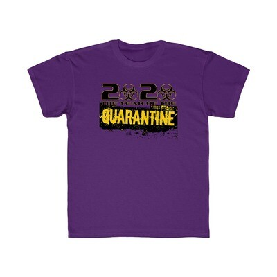 2020 Year of the Quarantine BLACK - Youth Crew