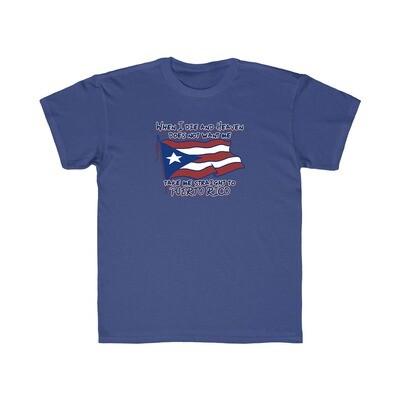 Take Me To Puerto Rico - Youth Crew