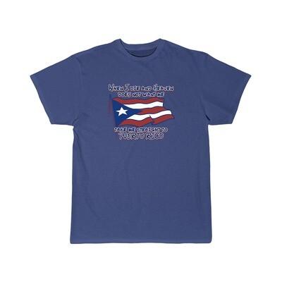 Take Me To Puerto Rico - Adult Crew