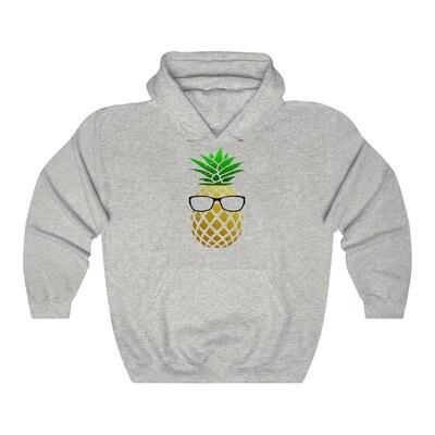Pineapple Head - Adult Hoodie