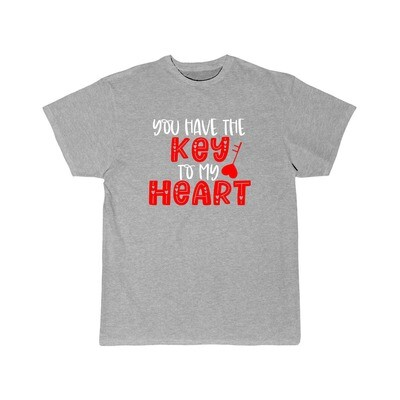 Key to my Heart - Adult Crew