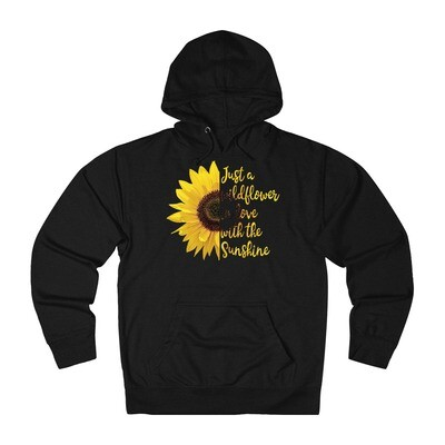 Wildflower Sunshine - Adult Hoodie