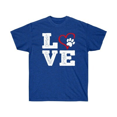 LOVE DOG - Adult Crew