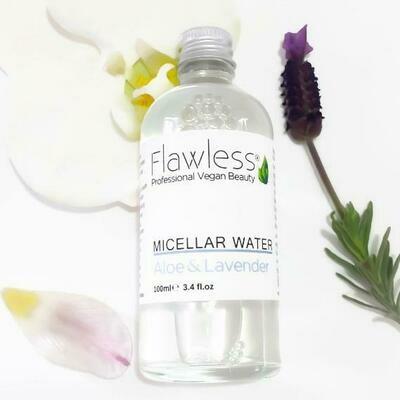 Micelarna voda - aloa in sivka (100 ml)