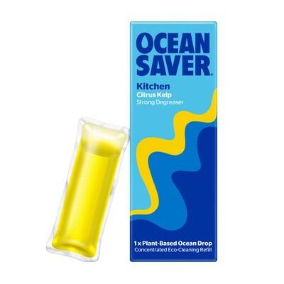 OceanSaver čistilo za kuhinjo (razmaščevalec) (za 750 ml čistila)