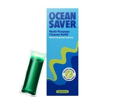 OceanSaver čistilo za različne površine - jabolko (za 750 ml čistila)