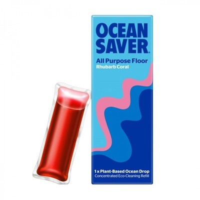 OceanSaver čistilo za tla - rabarbara (za 750 ml čistila)