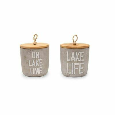 Lake Citronella Candles