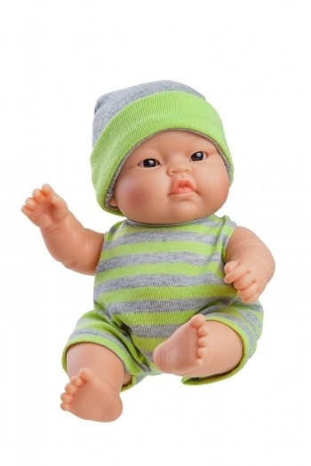 Кукла-пупс Лукас азиат, Paola Reina, 22 см