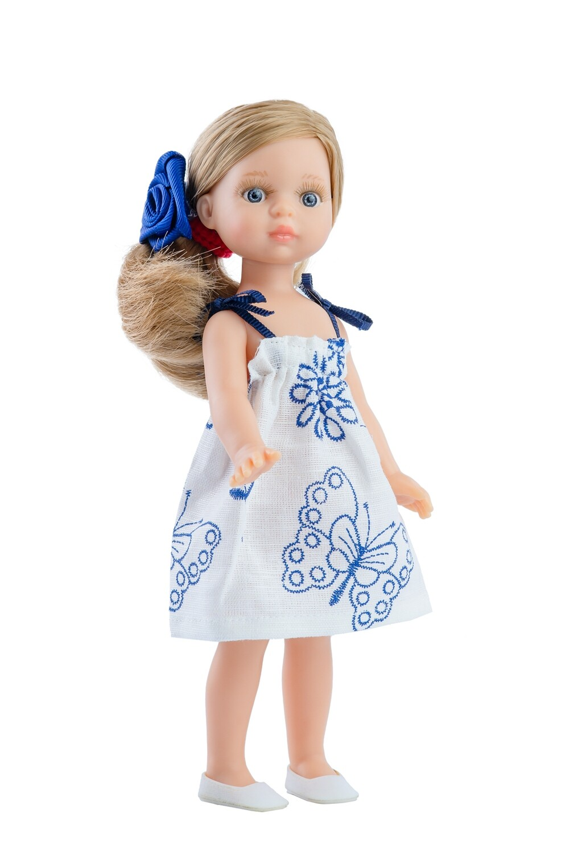Кукла Валерия Мини Подружки, Paola Reina, 21 см