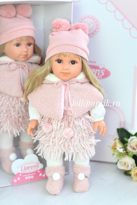 Кукла Elena от Llorens, 35 см