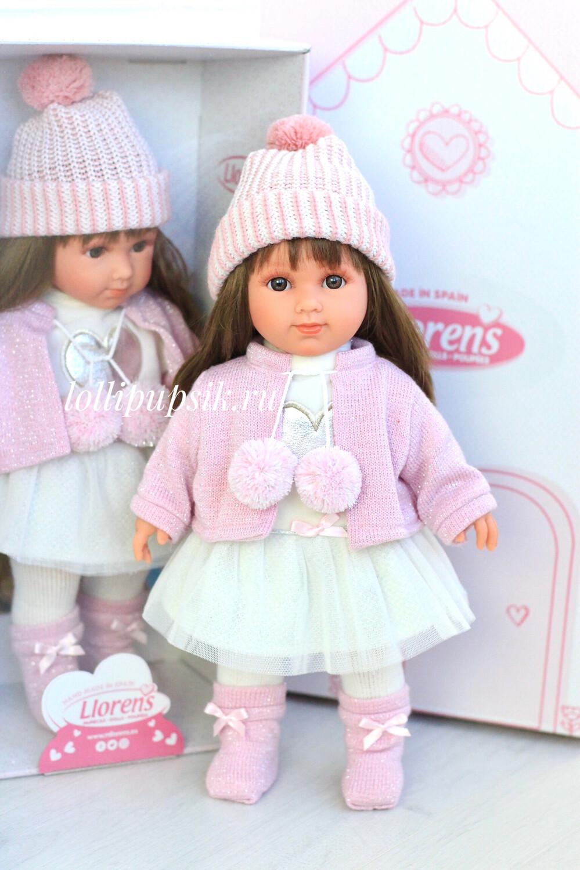 Кукла Sara от Llorens, 35 см