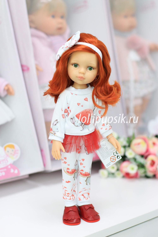Кукла Кристи в модном костюме, Паола Рейна , 34 см