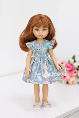 Кукла Кристи в летнем платье (Паола Рейна), 34 см