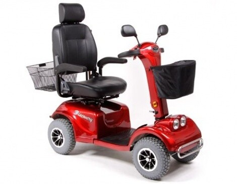 Discovery Mobility Scooter