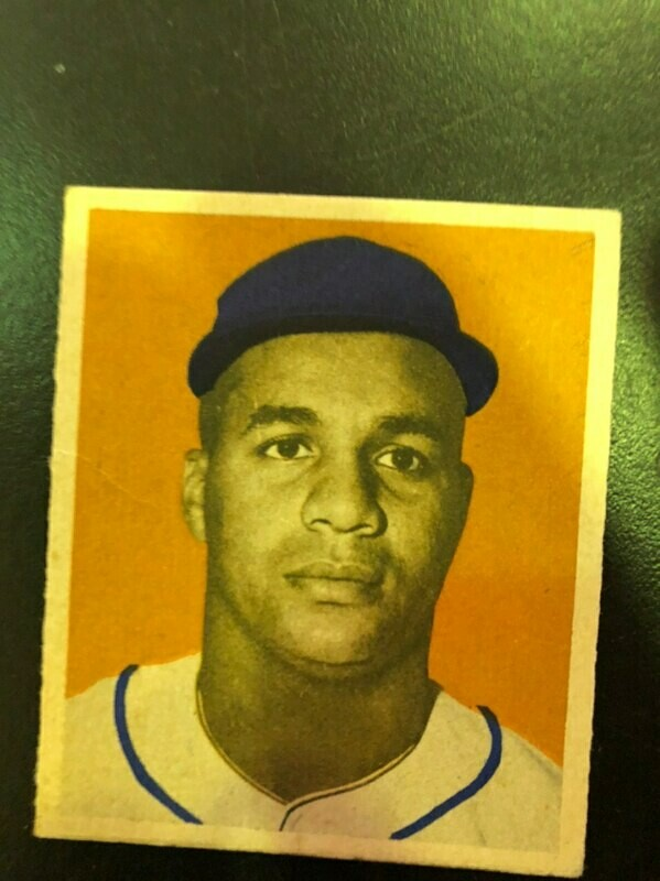 1949 Bowman #84 Roy Campanella rookie, List $1000, Sell $695