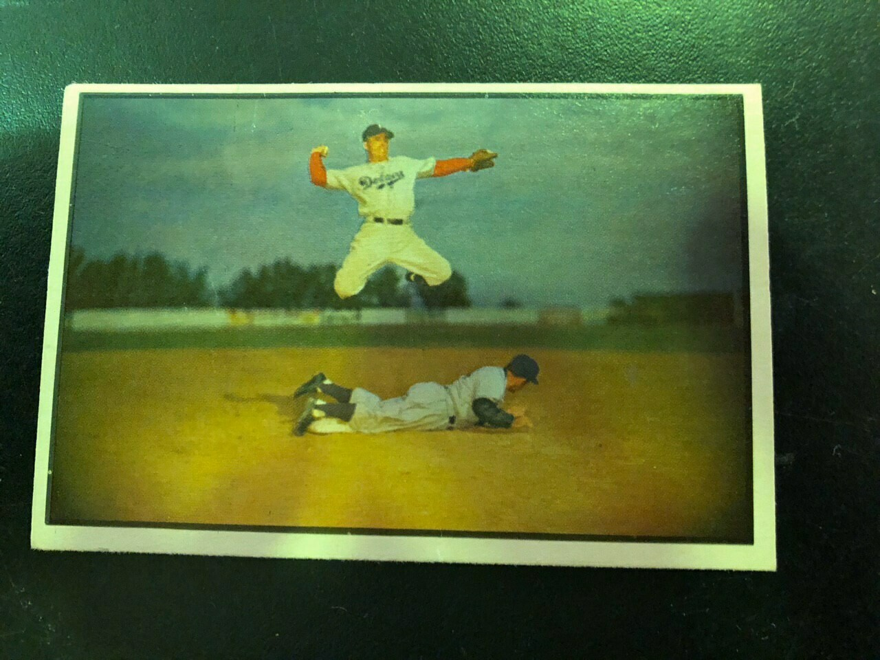 1953 Bowman #33 Pee Wee Reese, List $600, Sell $495