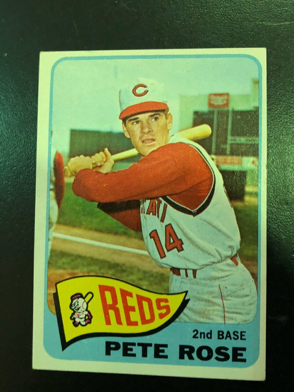 1965 Topps #207 Pete Rose, List $150, Sell $120