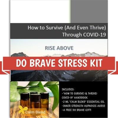Do Brave Stress Kit - *USA ONLY*