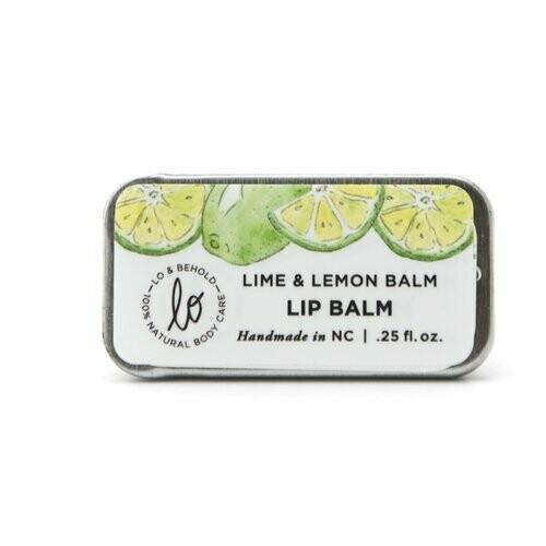 Lip Balm - Lime & Lemon Balm