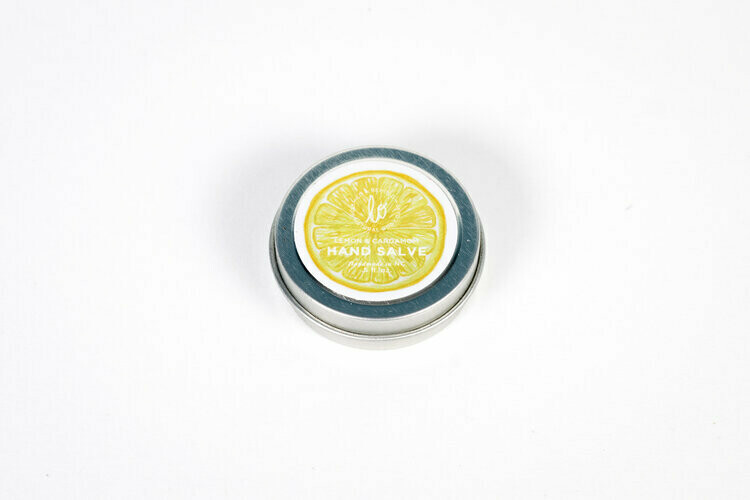 Hand Salve Mini - Lemon & Cardamom
