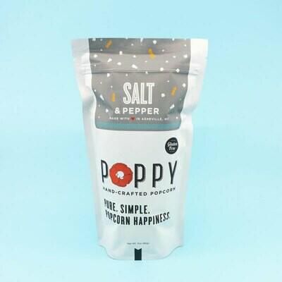 Poppy Popcorn Salt & Pepper Popcorn