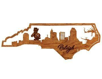 Lazeredge Wolfpack Raleigh