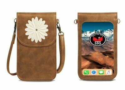 STG Daisy Vertical- Rustic Brown
