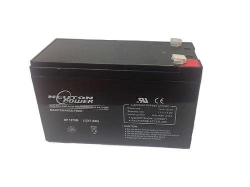 Neuton Power 12V 7.2AH UPS Batteries (Box of 5)