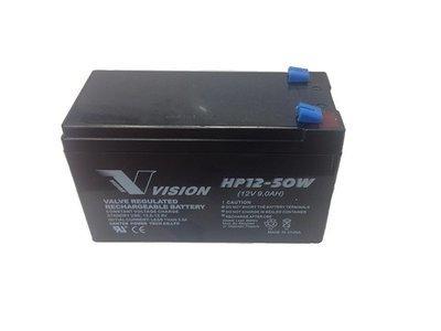 Vision 12V 9AH UPS Batteries (Box of 5)