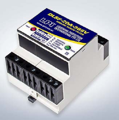 Din Line Surge Filters (DLSF)