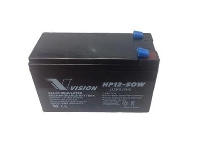 Vision 12V 9AH UPS Batteries (Box of 5) Wholesale