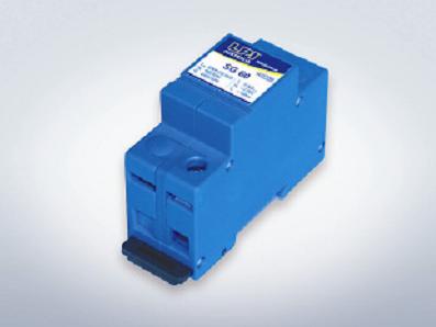 Spark Gap Surge Diverter - LV Supply Systems