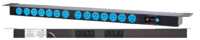 Surge Protected 22 Way PDU Wholesale
