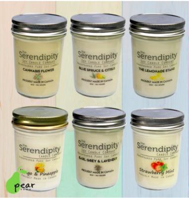 8oz Serendipity Candle