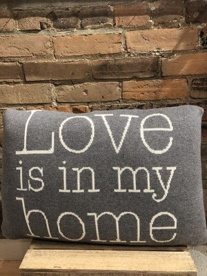 Love is in my home 14x22