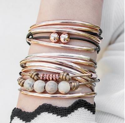 Lizzy James Wrap Bracelet