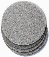Diamond Stone & Concrete Polish Pad, 4 Grit Set, 17