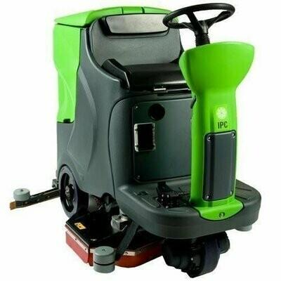 IPC EAGLE CT-110 Rider Automatic Scrubber