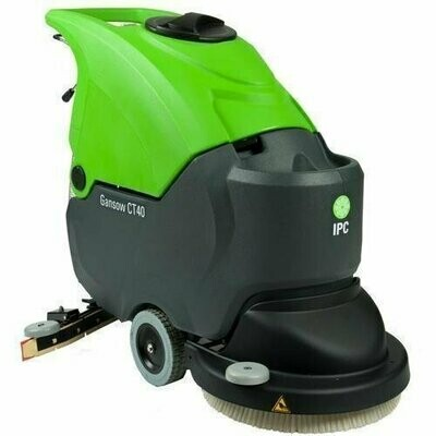 IPC EAGLE CT-40 Automatic Scrubber