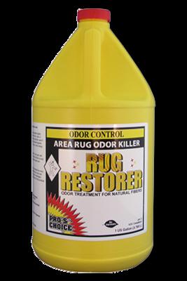 Rug Restorer (Gallon) by CTI Pro's Choice   Area Rug Oder Killer