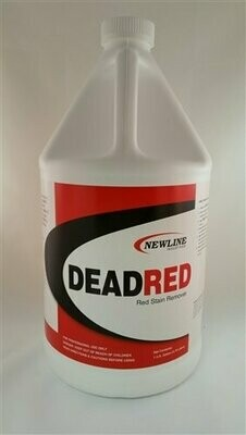Dead Red (Gallon) by Newline | Red Stain Remover
