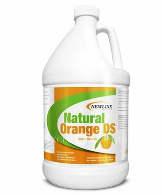 Natural Orange DS (Gallon) by Newline | Solvent Booster and Carpet Spotter