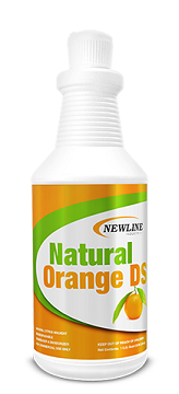 Natural Orange DS (Quart) by Newline | Solvent Booster and  Carpet Spotter