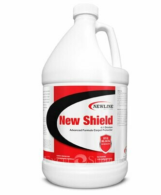 New Shield (Gallon) by Newline | Premium Carpet Protector with Acid Dye Blocker